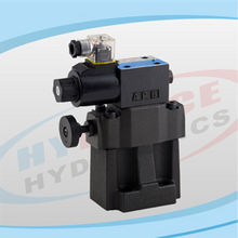 SBSG Series Solenoid Operated Relief Valves & BSG Series Pilot Operated Relief Valves