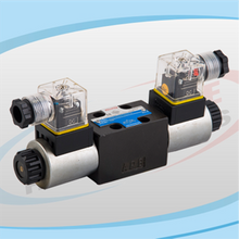 4WE4 Series Solenoid Operated Directional Control Valves