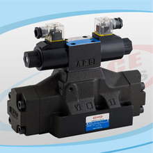 DSHG-06 Series Solenoid Pilot Operated Directional Control Valves & DHG-06 Series Hydraulic Operated Directional Control Valves