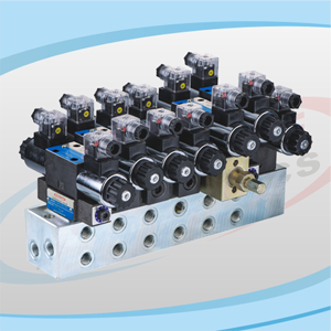 HF01 Seires Manifold Block System for Sweeper Truck