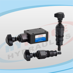 DBD Series Direct Operated Relief Valves
